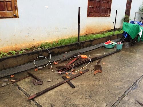 Bộ CA vào cuộc điều tra vụ nổ ở trụ sở Công an Đắk Lắk - 1
