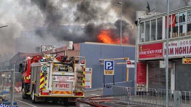 Cháy lớn chợ người Việt ở Úc, thiệt hại gần 300 tỉ - 5