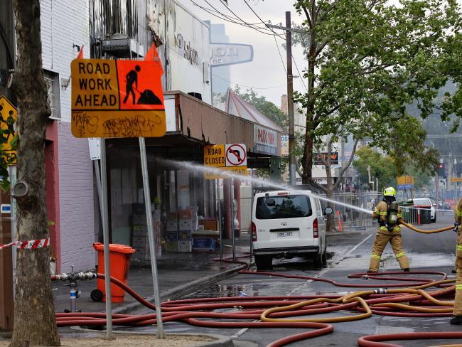 Cháy lớn chợ người Việt ở Úc, thiệt hại gần 300 tỉ - 6