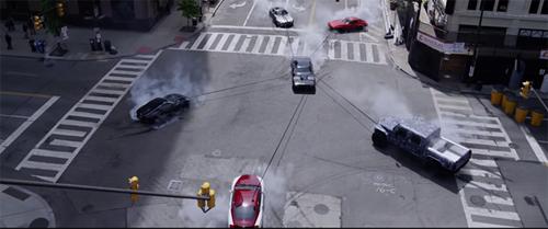 """Dàn siêu xe rượt đuổi """"nghẹt thở"""" trong Fast and Furious 8 - 2"""