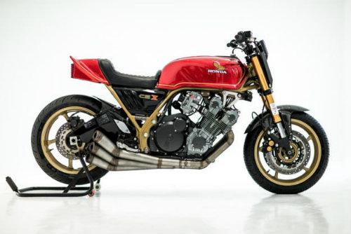 Ngắm 1979 Honda CBX độ đồ của Yamaha Fazer 8 - 1