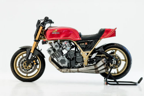 Ngắm 1979 Honda CBX độ đồ của Yamaha Fazer 8 - 3