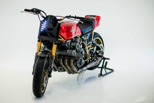 Ngắm 1979 Honda CBX độ đồ của Yamaha Fazer 8 - 2