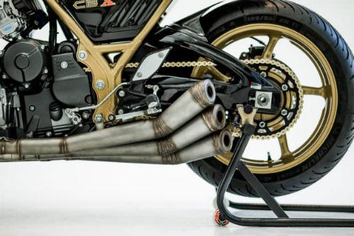 Ngắm 1979 Honda CBX độ đồ của Yamaha Fazer 8 - 5