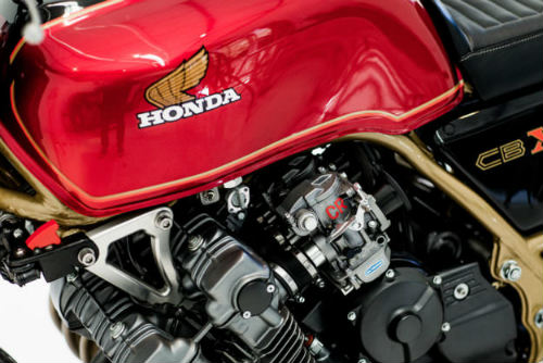 Ngắm 1979 Honda CBX độ đồ của Yamaha Fazer 8 - 6