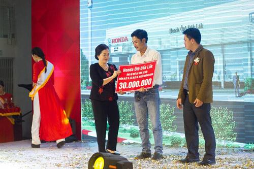 Honda VN khai trương Đại lý Honda Ôtô đầu tiên tại khu vực Tây Nguyên - 5