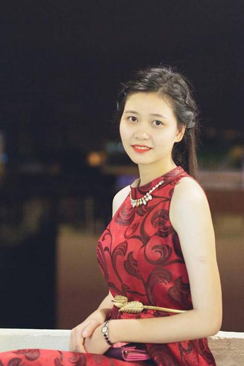 """Nữ sinh Đà Nẵng hoảng hồn khi bị tố """"diễn sâu"""" ở giải hoa khôi - 6"""