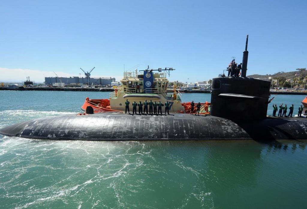 Đâm vào núi ngầm, tàu ngầm hạt nhân Mỹ thoát hiểm thần kỳ - 4