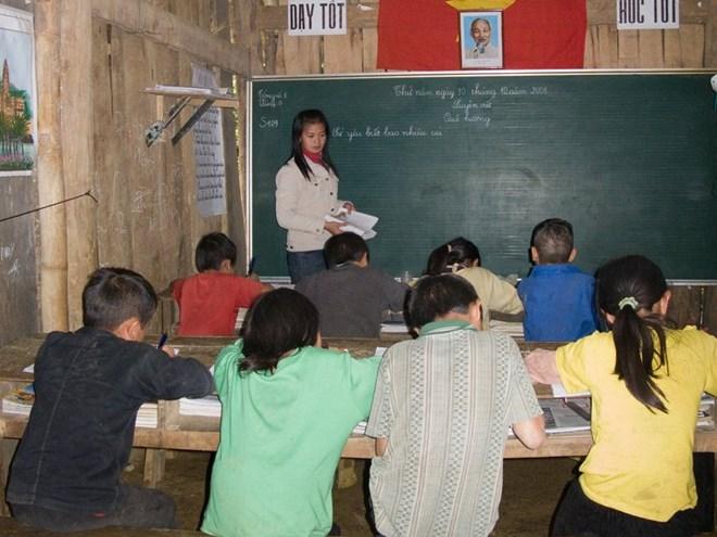 Chuyên gia Mỹ: Học sinh ở vùng nghèo nhất Việt Nam vẫn giỏi hơn Mỹ - 1