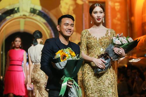 Đặng Thu Thảo lấn át dàn mẫu Việt với váy áo nữ thần - 13