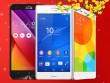 Smartphone chính hãng đồng giá 1 triệu đồng - giảm hot mùa giáng sinh