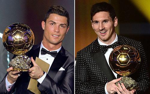 QBV: Ronaldo và Messi thống trị trong bao lâu nữa? - 1