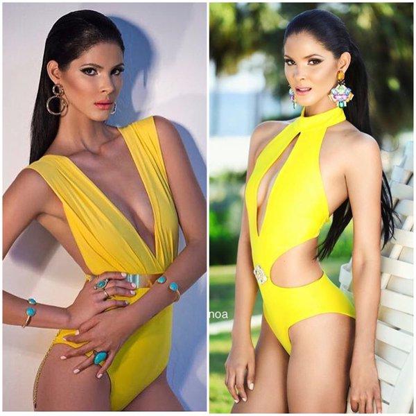 Việt Nam xếp thứ bao nhiêu về chiều cao tại Miss Universe 2016? - 2