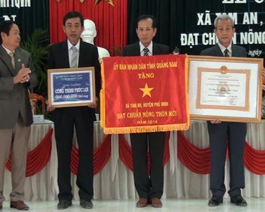 Một chủ tịch xã ở Quảng Nam xin từ chức - 1