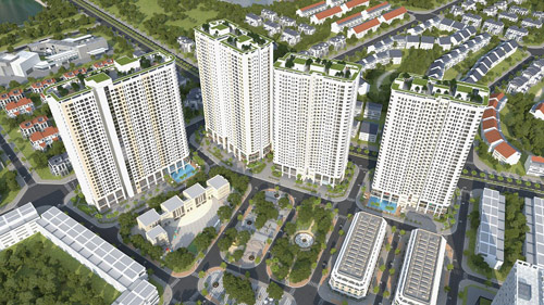 HTL Việt Nam chính thức mở bán dự án Gelexia Riverside - 1