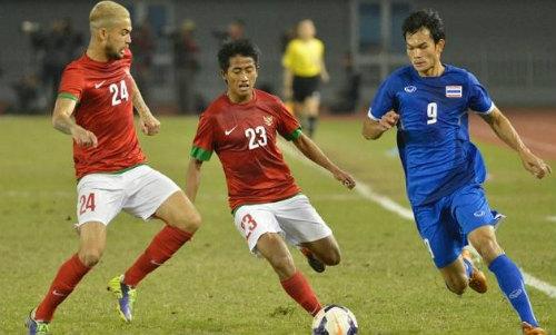 """Indonesia - Thái Lan: Mong """"vua về nhì"""" một lần về nhất - 1"""