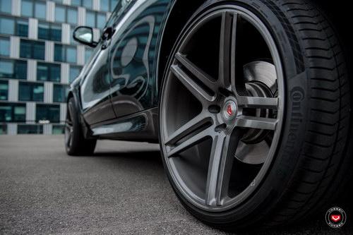 BMW X5 độ mâm Vossen 22 inch mạnh mẽ - 9