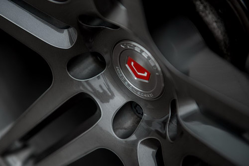 BMW X5 độ mâm Vossen 22 inch mạnh mẽ - 10