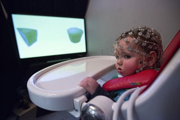 Kiểm tra não bộ, đoán tương lai trẻ em - 1