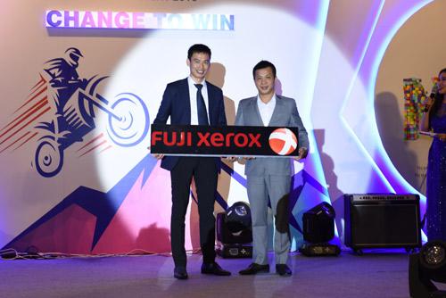 Fuji Xerox tiếp tục được vinh danh trong lĩnh vực thiết bị văn phòng - 1