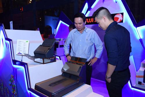 Fuji Xerox tiếp tục được vinh danh trong lĩnh vực thiết bị văn phòng - 3