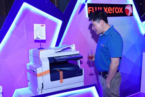 Fuji Xerox tiếp tục được vinh danh trong lĩnh vực thiết bị văn phòng - 4