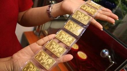 Giá vàng hôm nay 14/12: Vàng và tỷ giá cùng tăng - 1