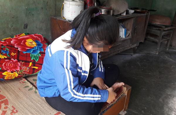 Vụ nữ sinh 14 tuổi có thai: Cái kết sao buồn đến thế - 1