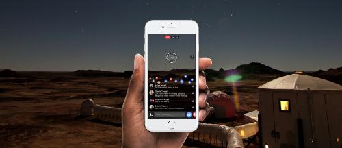 Quay video trực tiếp 360 độ sắp có mặt trên Facebook - 1