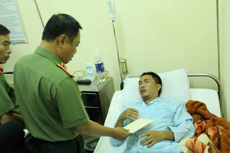 Thứ trưởng Bộ công an chỉ đạo điều tra vụ nổ ở Đắk Lắk - 1