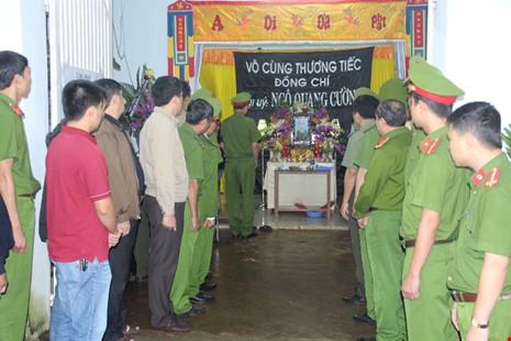 Thứ trưởng Bộ công an chỉ đạo điều tra vụ nổ ở Đắk Lắk - 2