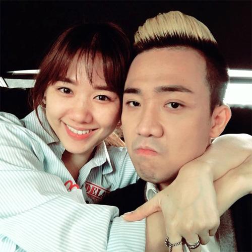 Hari Won: Chẳng biết tôi và Trấn Thành đến được với nhau không - 1