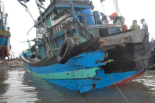 Lời kể kinh hoàng của thuyền viên tàu cá bị đâm chìm - 5