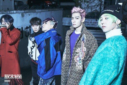 Hé lộ kế hoạch cả 5 thành viên Big Bang nhập ngũ - 1