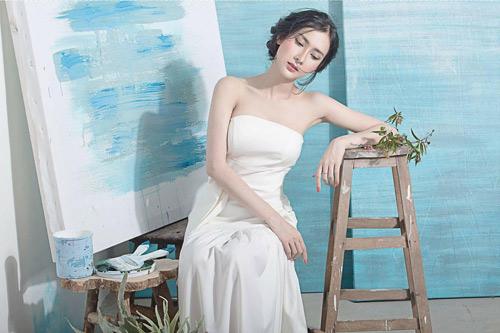 """""""Hot girl phòng trà"""" Thái Tuyết Trâm tiết lộ về hình xăm bí ẩn - 1"""