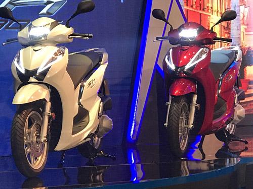 Honda trình làng SH300i ABS giá ngất ngưởng - 2