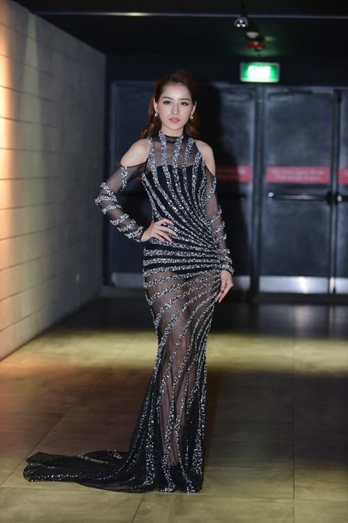 """Chi Pu xuyên thấu táo bạo """"khoe"""" phim mới - 1"""
