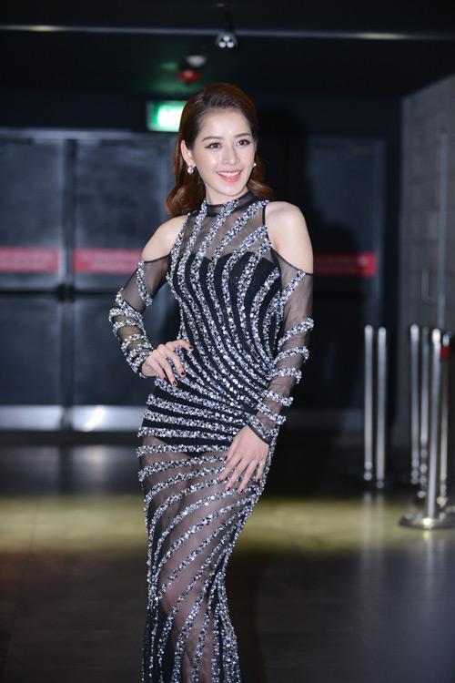 """Chi Pu xuyên thấu táo bạo """"khoe"""" phim mới - 2"""