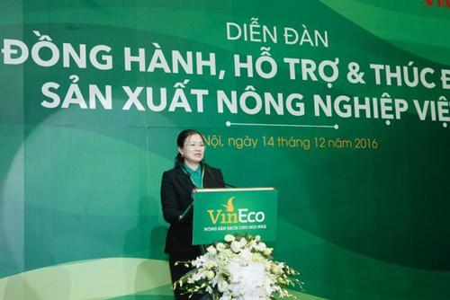 Vingroup ký thỏa thuận hợp tác với 250 hợp tác xã và hộ sản xuất - 4