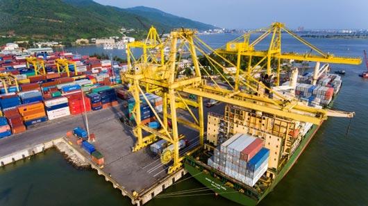 Cảng Đà Nẵng cán mốc tấn hàng thứ 7 triệu năm 2016 - 1