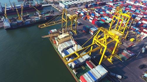 Cảng Đà Nẵng cán mốc tấn hàng thứ 7 triệu năm 2016 - 2