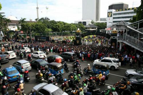 Chi tiết Indonesia - Thái Lan: Chấn động sân Pakansari (KT) - 11
