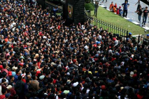 Chi tiết Indonesia - Thái Lan: Chấn động sân Pakansari (KT) - 12