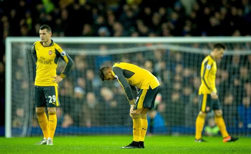 Arsenal vấp ngã: Nhớ Mustafi & sợ mùa đông - 2