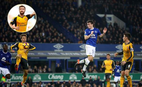Arsenal vấp ngã: Nhớ Mustafi & sợ mùa đông - 1