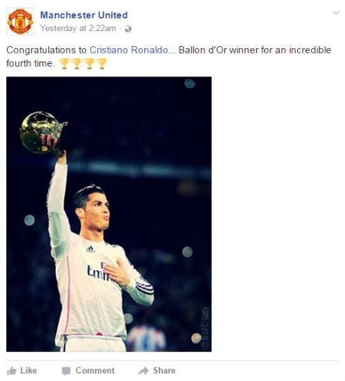 """9 năm - 9 QBV: Ronaldo, Messi làm """"bá chủ"""" thế giới - 4"""