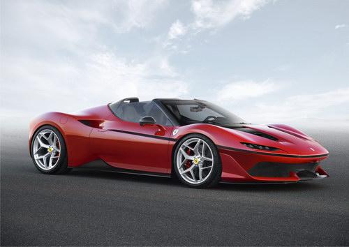 """Ferrari J50: Phiên bản """"siêu độc"""" của 488 Spider - 1"""