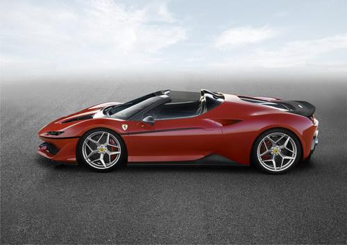 """Ferrari J50: Phiên bản """"siêu độc"""" của 488 Spider - 2"""