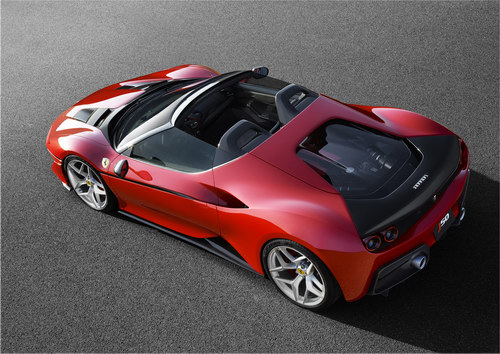 """Ferrari J50: Phiên bản """"siêu độc"""" của 488 Spider - 3"""