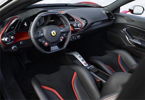 """Ferrari J50: Phiên bản """"siêu độc"""" của 488 Spider - 4"""